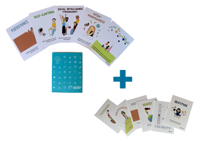 Strengths Cards & Greeting Cards Bundle
